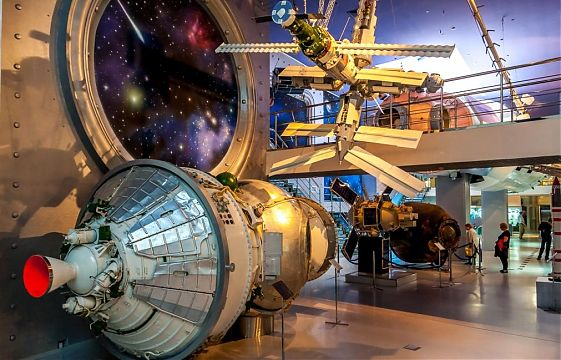 Museum of the History of Cosmonautics: Touch the Stars